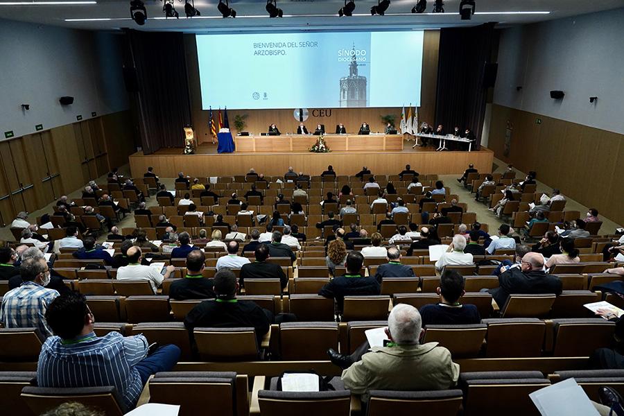 Sínodo Diocesano en Valencia