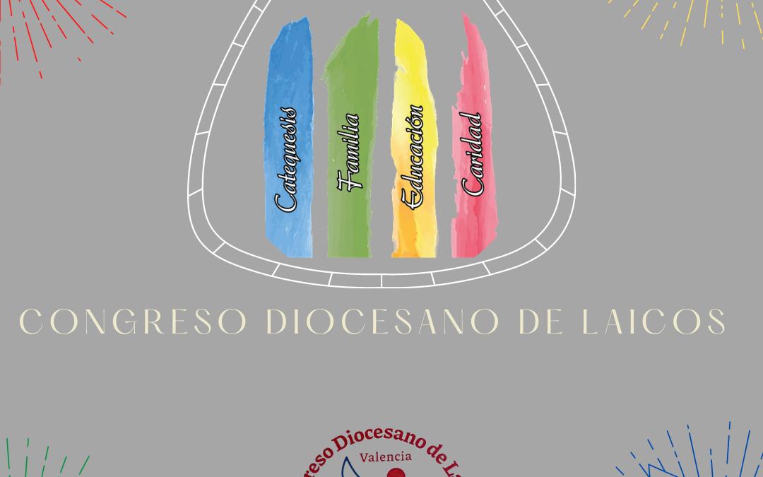 Laicos de la Diócesis de Valencia, tenemos un encuentro en el que participar